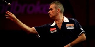 Weddenschappen bookmakers Raymond van Barneveld - Steve Beaton World Grand Prix live stream Getty