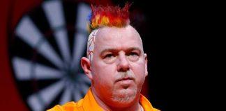 Peter Wright wint European Darts Open 2014
