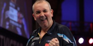 Phil Taylor Sydney Darts Masters VI Images