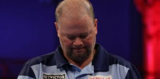 Raymond van Barneveld Premier League Darts voorspellingen Bookmakers VI Images