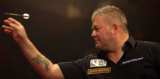 Darryl Fitton BDO World Trophy 2016 getty