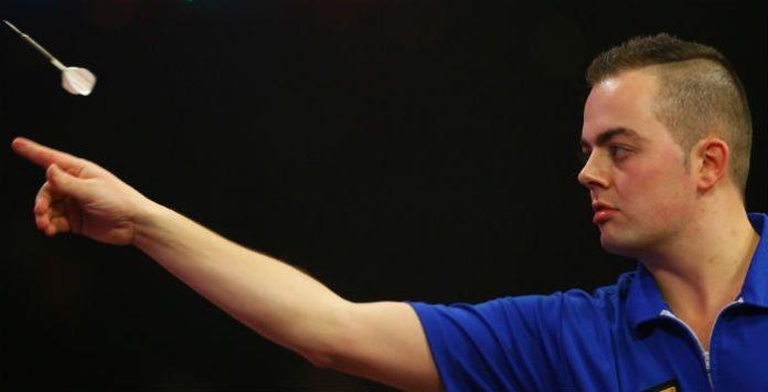 Wedden Michael van Gerwen - Jan Dekker Players Championship Finals bookmakers Getty