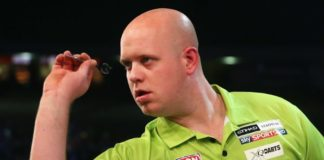 Michael van Gerwen European Tour