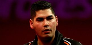 Jelle Klaasen European Tour Darts