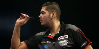 Jelle Klaasen UK Open Darts