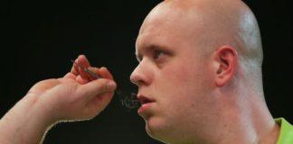 Michael van Gerwen UK Open Qualifiers