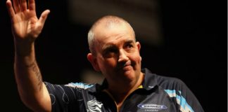 Phil Taylor UK Open Qualifier