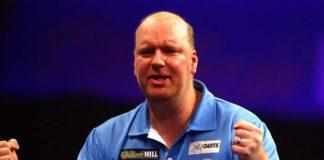 Vincent van der Voort UK Open Qualifier