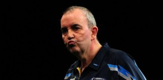 Phil Taylor UK Open Darts 2015