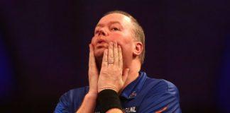 Raymond van Barneveld Premier League Darts 2015