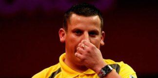 Dave Chisnall Players Championship Darts 2015