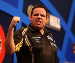 Adrian Lewis World Cup of Darts 2015