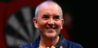 Phil Taylor World Cup of Darts 2015