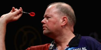 Raymond van Barneveld World Cup of Darts 2015