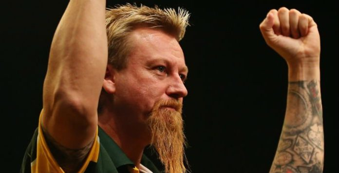 Simon Whitlock World Cup of Darts 2015