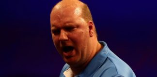 VIncent van der Voort Dutch Darts Masters 2015