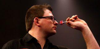 James Wade World Matchplay Darts 2015