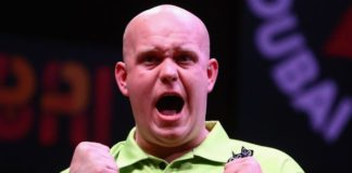 Michael van Gerwen World Matchplay 2015