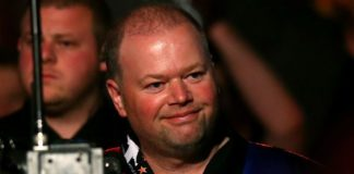 Raymond van Barneveld World Matchplay 2015