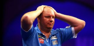 Vincent van der Voort Players Championship Darts