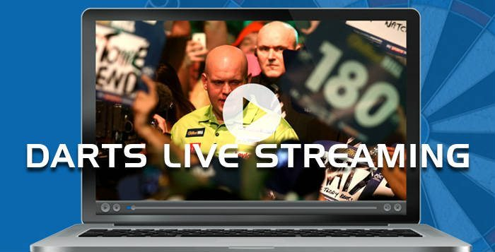 darts live streaming