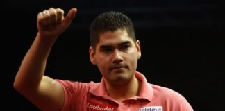 Bookmakers voorspellingen WK Darts Jelle Klaasen - Keegan Brown en Benito van de Pas - Jim Long | Getty