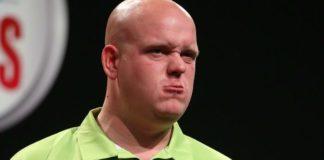 Michael van Gerwen European Championship Darts