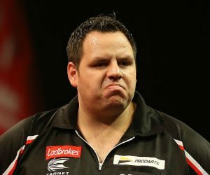 Adrian Lewis Players Championship Darts