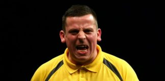 Dave Chisnall World Grand Prix