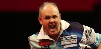 Ian White Players Championship Darts