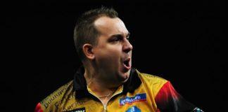 European Darts Grand Prix: Huybrechts titelverdediger Sindelfingen