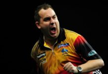 Kim Huybrechts European Darts Grand Prix