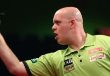 Michael van Gerwen World Grand Prix 2016