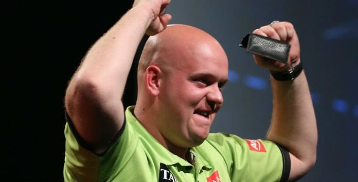 Michael van Gerwen World Grand Prix 2015