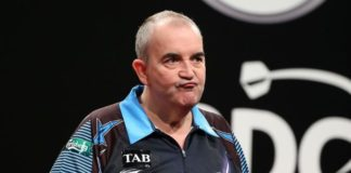 Phil Taylor World Grand Prix 2015