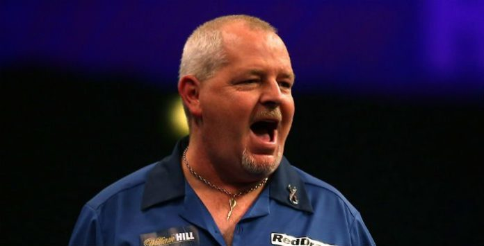 Robert THornton World Grand Prix Darts 2015