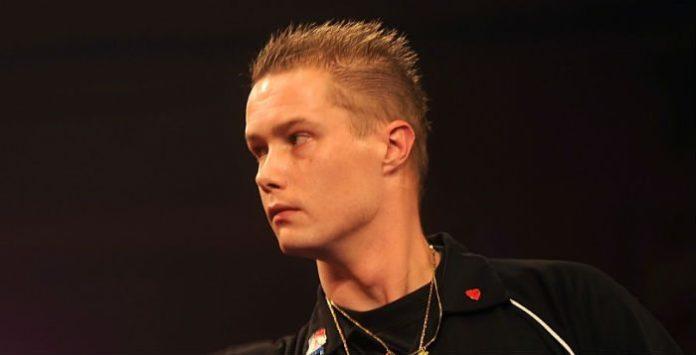 Wesley Harms Winmau World Masters 2015