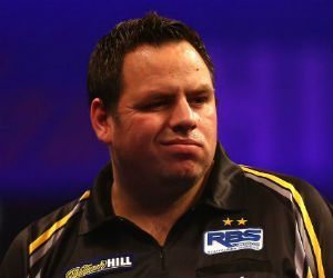Adrian Lewis Players Championship Finals 2015