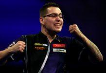 Programma Grand Slam of Darts: Raymond van Barneveld Danny Noppert Benito van de Pas Getty