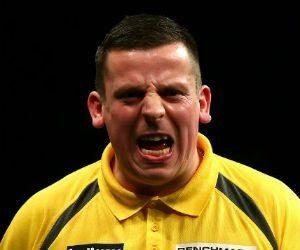 Dave Chisnall Premier League Darts voorspellen Getty