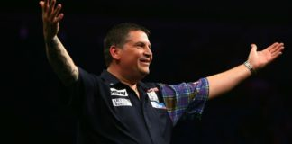 Gary Anderson Grand Slam of Darts 2015