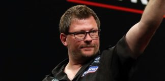 James Wade Grand Slam of Darts 2015