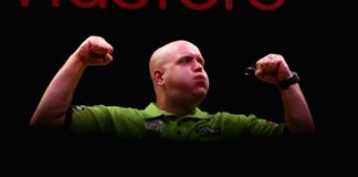 Michael van Gerwen Players Championship Finals 2015