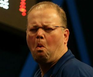 World Grand Prix Raymond van Barneveld Getty