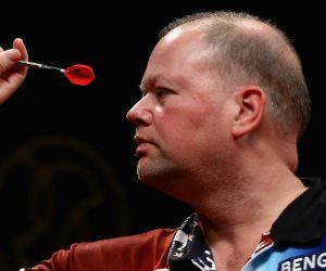 Raymond van Barneveld WK darts 2017 wedden Getty