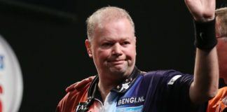 Raymond van Barneveld Grand Slam of Darts 2015