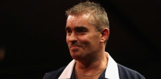 Steve Beaton Grand Slam of Darts 2015