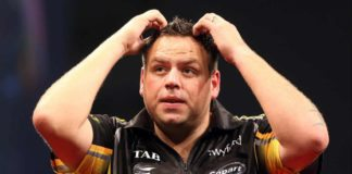 Adrian Lewis WK Darts 2017 Getty
