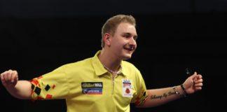 Dimitri van den Bergh WK Darts 2016