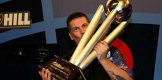 Gary Anderson titelverdediger WK Darts 2016